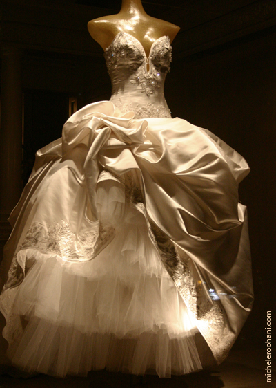 baracci wedding gown michele roohani