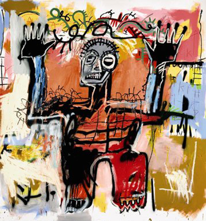jean michel basquiat haiti michele roohani untitled