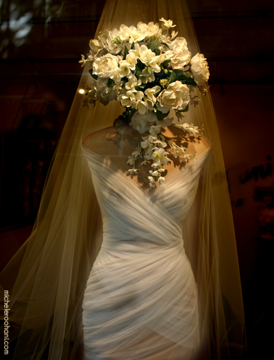 buenos aires wedding gown vitrine michele roohani