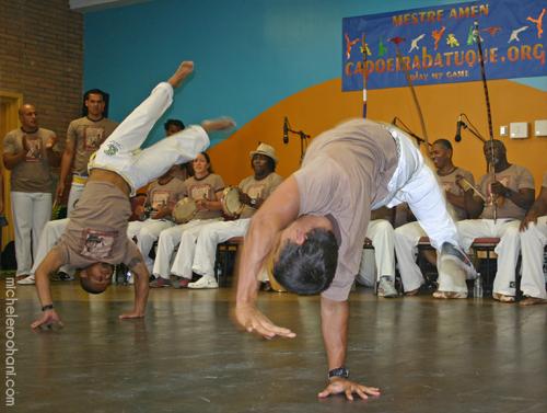 capoeirabatuque mestre amen michele roohani