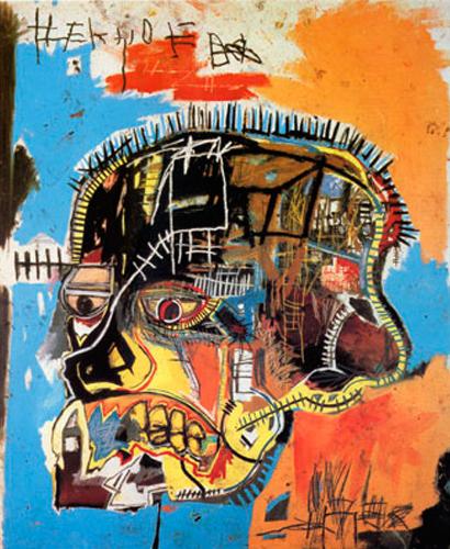 jean michel basquiat haiti michele roohani