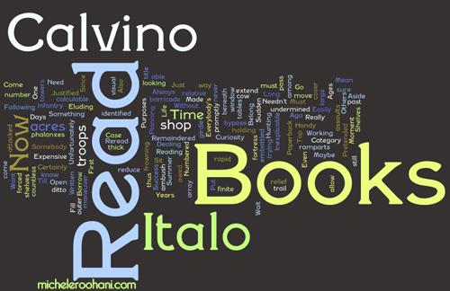 italo calvino michele roohani read books