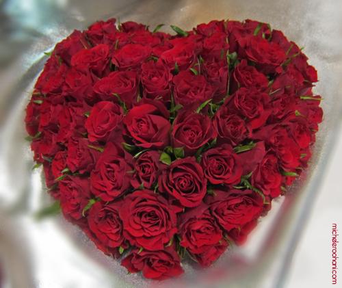 marsano valentine rose heart micheleroohani