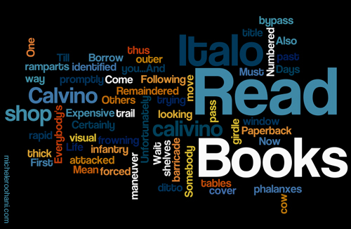 italo calvino michele roohani read books wordle