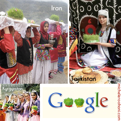 michele roohani sabzeh nowruz Kyrgyzstan tajikistan