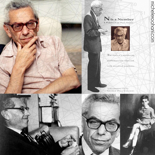 a biography of paul erdos a mathematician The 10 best mathematicians  the most prolific mathematician of all time, publishing close to 900 books  paul erdos (1913-96.