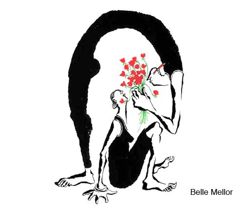 Belle Mellor michele roohani 10
