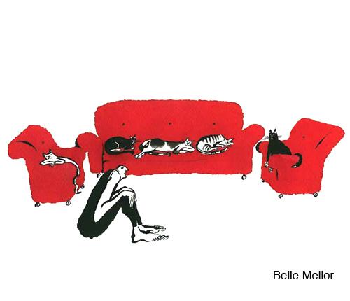 Belle Mellor michele roohani 11