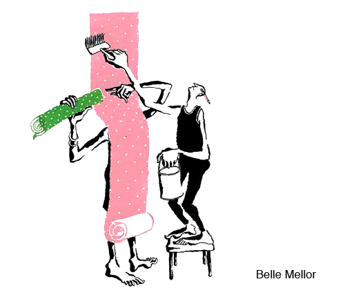 Belle Mellor michele roohani 18