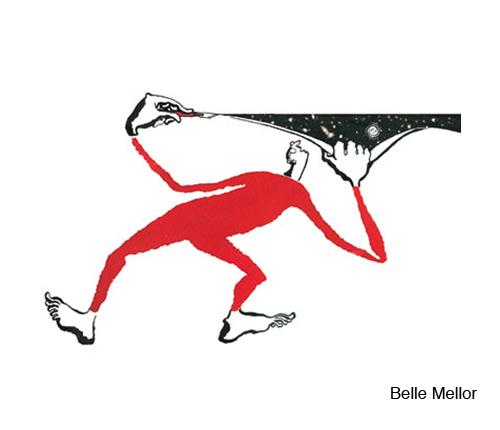 Belle Mellor michele roohani 8
