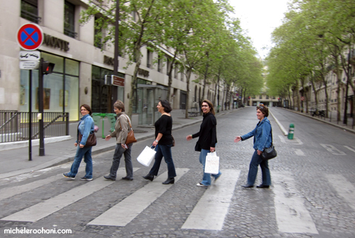 beatles from jeann d'arc michele roohani