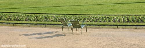 jardin du luxembourg michele roohani green