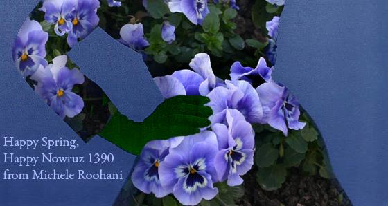 Nowruz 1390 michele roohani