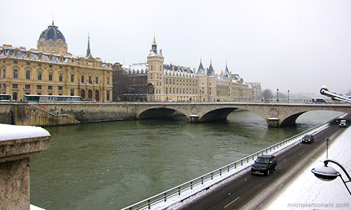 conciergerie snow paris michele roohani