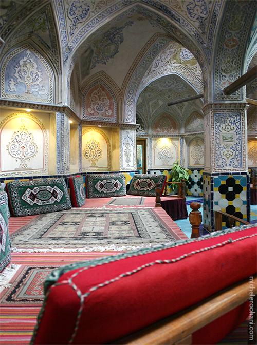 Amir Ahmad Bathhouse kashan dordaneh
