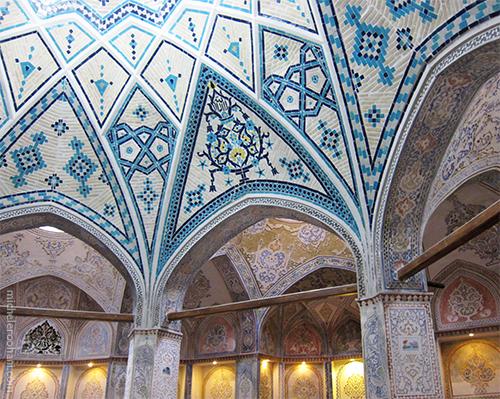 Sultan Amir Ahmad Bathhouse dordaneh roohani