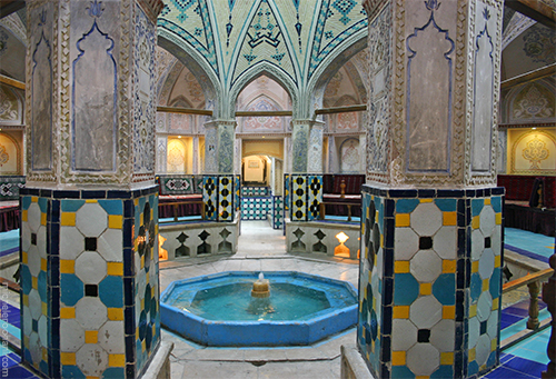 Sultan Amir Ahmad Bathhouse michele roohani