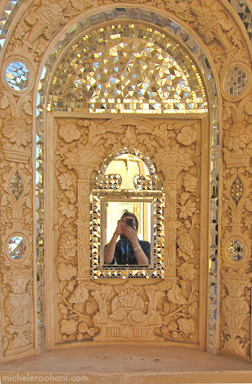dordaneh roohani Tabātabāei house kashan