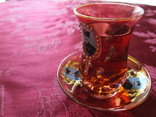 persian tea naser-al-din shah dordaneh roohani