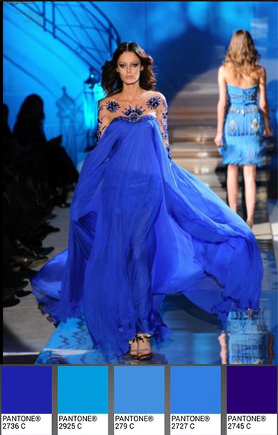 michele harper lapis lazuli Pantone palette