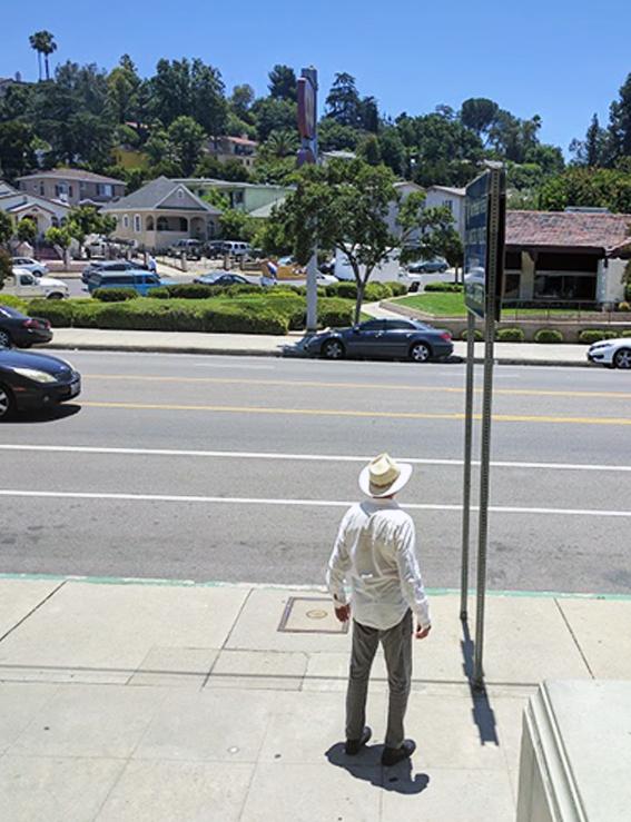 LAPD museum andre demir
