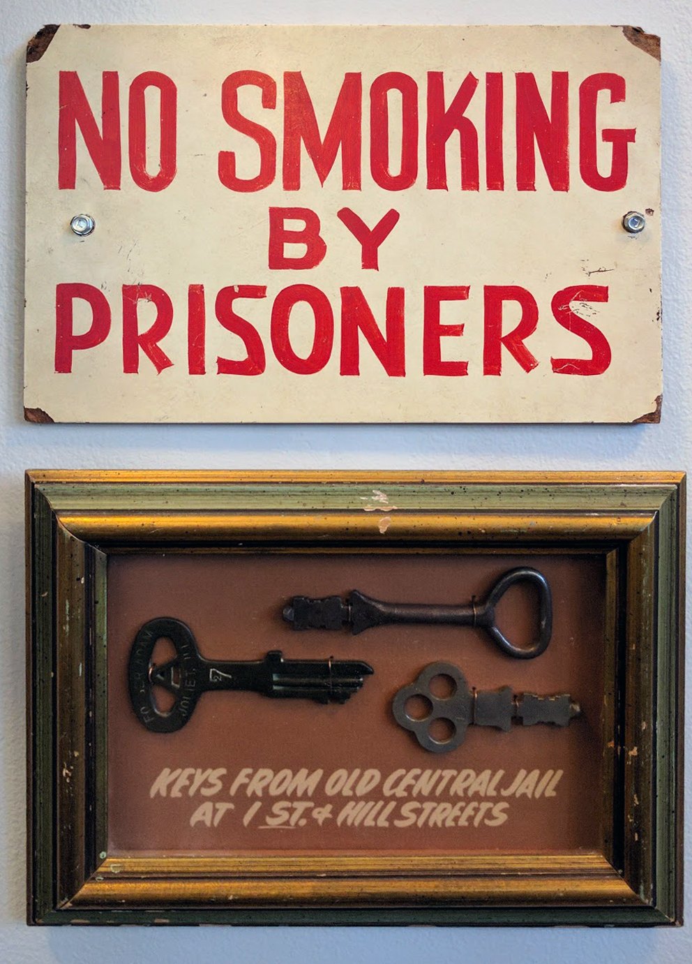 LAPD museum keys michele roohani